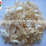 dehydrated white onion flake