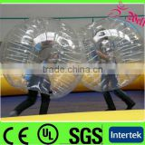 New design crazy inflatable body bumper ball/loopy ball
