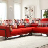 Light color chesterfild loveseat fabric sofa metal sofa set designs soft fabrci furniture