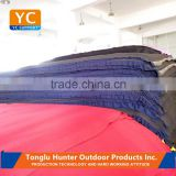 Natural rubber or SBR fabric reinforced rubber neoprene sheet