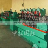 Welded tube roll former mill round/square pipe making machine welded pipe roll forming machine