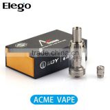 Airflow cooling system! Authentic top airflow control SUB iJoy Acme-Vape tank