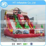 Wholesale Dry Slide Backyard Inflatable Water Slides For Adult And Kids