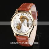 Wholesale Skeleton Automatic Mechanical Watch Made From China Factory Watch Mechanical