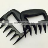Meat handling & Shredding Claws for Pulled Beef, Pork, Chicken, Turkey...... SET OF 2 CLAWS (black)