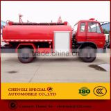 Water cannon mounted fire fighting vehicles good quality water tanker fire truck