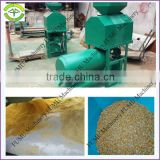 600kg/h factory stock supply maize processing machinery