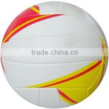 Fashion top sell inflatable pvc volleyball