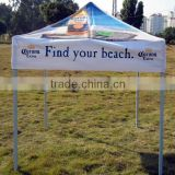 Top quality gazebo, easy pop up tent 3x4.5m without sidewalls for advertising