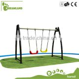 Leisure galvanized outdoor swing sets for adults
