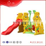 plastic indoor play slide for kids
