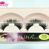 Wholesale new style thick long false eyelashes Handmade synthetic hair false eyelashes ZX:237