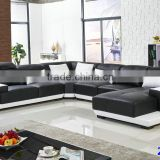 2015 new design living room furniture / luxury leather sofa sets 2213                                                                         Quality Choice