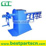 300T Excavator Press link machine including Hydraulic machine Rolling link machine Frame Mold