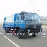 BEST PRICE dongfeng 10cbm WASTE disposal truck