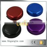 GT04036 Manufacturers selling round aluminum coin boxes, the euro COINS box dollar coin box drop purse