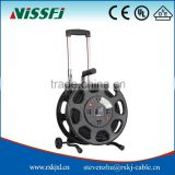 Chinese manufacturers steel cable reel automatic retractable cable reel electric cable reel