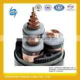 medium voltage underground electric wire and cable three phase                                                                         Quality Choice