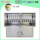 edible with RO water filter Ice Cube Making Machine hot sale