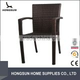 C183-FT Modern wholesale Rattan metal garden chair                                                                         Quality Choice