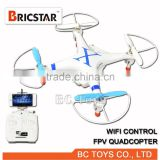 Newest remote control 2.4G CX-30 wifi drone fpv system with flying camera.