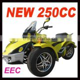 New 3 wheel cheap250cc trike motorcycle with eec                                                                         Quality Choice