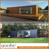 Inquiry about Fast prefabricated lovely small cabin container house villa