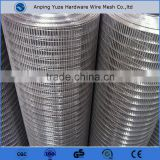 Alibaba China anti-corrosive beautiful form professional factory galvanized welded wire mesh for wholesales