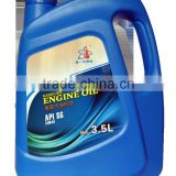 Gasoline Engine Oil API SG 15W40 3.5L