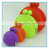 2014 new style silicone purse ,silicone coin pouch,animal shape walletfor kids