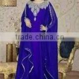 Newest jalabiya kaftan 2015 Dubai ery Fancy Kaftan Dress, Abaya Jalabiya Maxi muslim women long dress