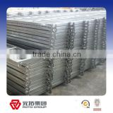 Facory hot selling AS1577Galvanized Kwikstage scaffold metal plank, boards, 230*63*1.8*1800