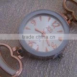 stainless steel automatic mechanical watch