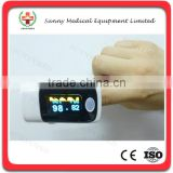 SY-C013 easy to Low-power consumption carry color LED display Cheap pulse oximeter