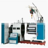 Vacuum roll coating machine