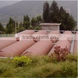 Foldable biogas storage tanks/bladders with large capacity up to100000L                                                                         Quality Choice