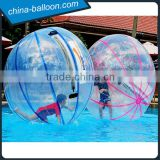 water games inflatable water rolling ball, water zorb ball, water walking ball cheap price
