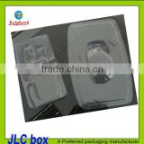 clear pvc clamshell blister for mouse pad and earphone