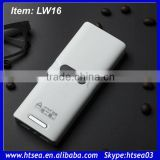 20000mah Power Bank Portable External Battery Charger for Smart Phones + retail package + 4 connectors