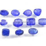 best price Natural Royal Blue Tanzanite faceted ,tz cabs