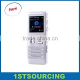 White voice recorder pen micro hidden digital voice recorder as promotion gift