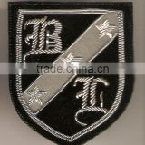 Hand Embroidered Badges , Emblems , Crest , Insignias , Patches