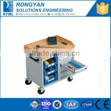 RYWL 2016 quality mobile repair stainless steel work table