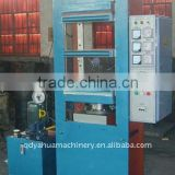 Satisfactory Rubber Wheel /Solid Tyre Plate Rubber Vulcanizer/Conveyor Belt Vulcanizing Press Machine/Curing Press