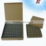Strong Folding Set Up Corrugated Paper Box for Electronics with lids, Corrugated Paper BOx