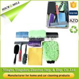 Wash kit microfiber cleaning equipment for car, professional car cleaning tools