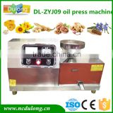 DL-ZYJ09 Stainless steel muntifunctional cold mini oil press machine