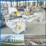 Double Saw UPVC Windows Fabrication Cutting Machine