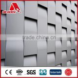 pvdf acp/apartment building prefab
