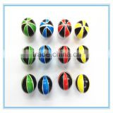 Hot Sale Customization bouncy pu Basketball Stress Ball